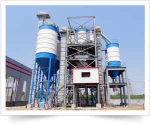 Dry mix Mortar Production Line