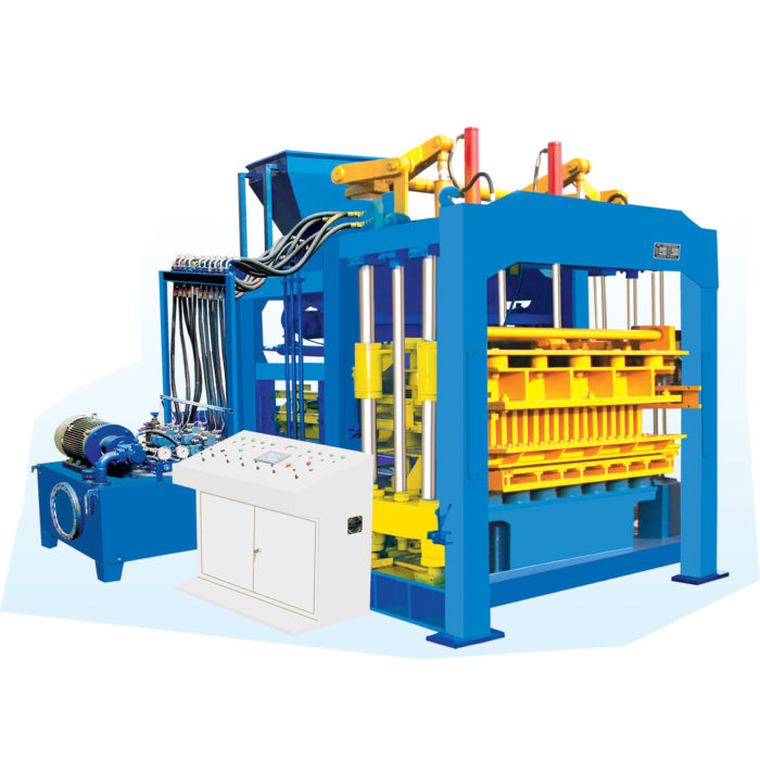 12-15 brick block machine