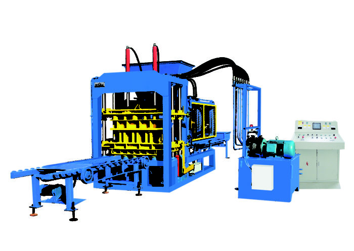 QT6-15B brick block making machine