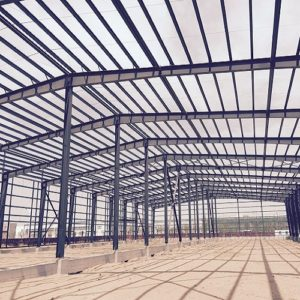modern steel structure for sale