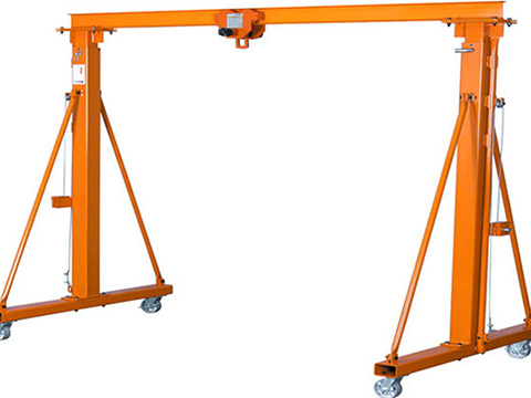 portable 3 ton gantry crane suppleir