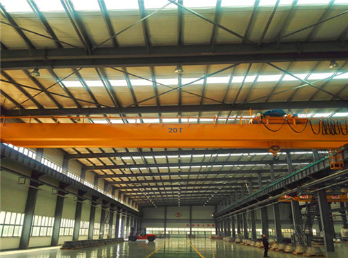 High Quality 20 Ton Overhead Crane for Sale