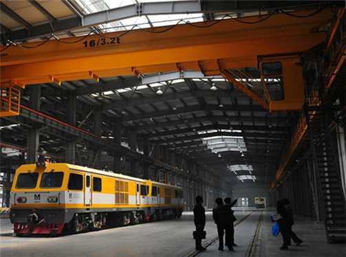 Standard Overhead Crane for Sale